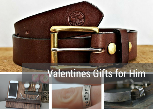 Valentine Gift For Husband Ideas  Valentines Gifts for Him – All Handcrafted All Made in