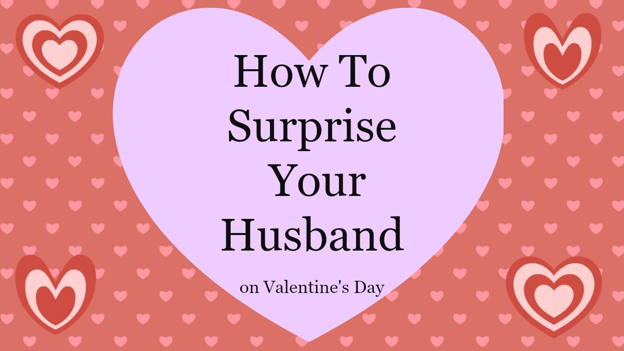 Valentine Gift For Husband Ideas  Top 5 Trending Valentine s Day Gift Ideas for Husbands