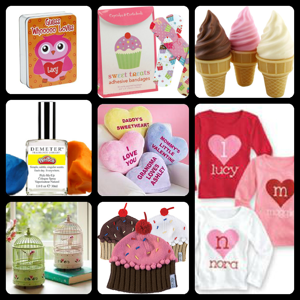 Valentine Gift Ideas For Girls  Happy Kids Inc Valentine Gifts For the Girls