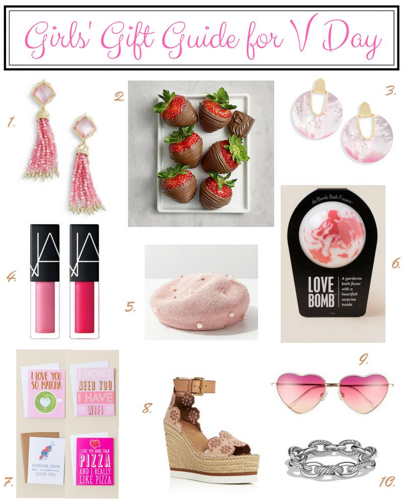 Valentine Gift Ideas For Girls  Popular DC Fashion & Style Blogger