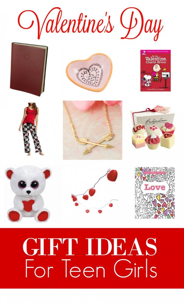 Valentine Gift Ideas For Girls  Valentine s Day Gift Ideas for Girls Beyond Chocolate And