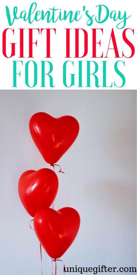 Valentine Gift Ideas For Girls  Valentine s Day Gift Ideas for Girls Unique Gifter