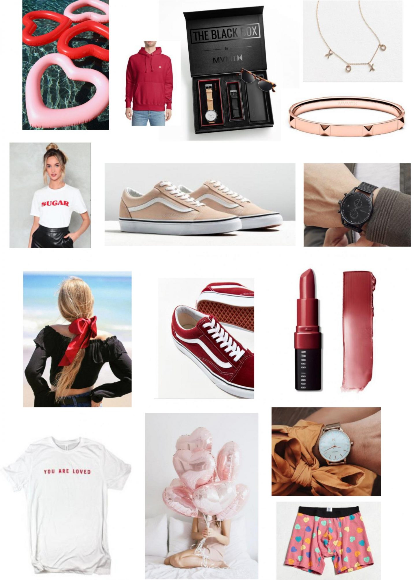 Valentine Gift Ideas For Girls  VALENTINE'S DAY GIFT IDEAS FOR BOTH GUYS GIRLS – Blonde