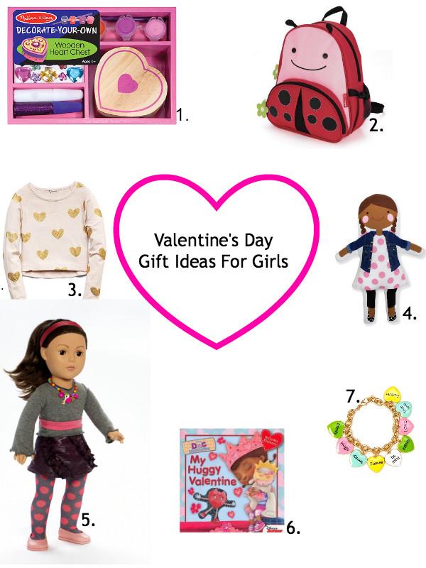 Valentine Gift Ideas For Girls  Valentine s Day Gift Ideas For Girls Mom In Love Forever