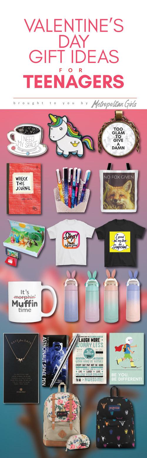Valentine Gift Ideas For Girls  Valentine s Day Gift Ideas for Teens 2018 Metropolitan Girls