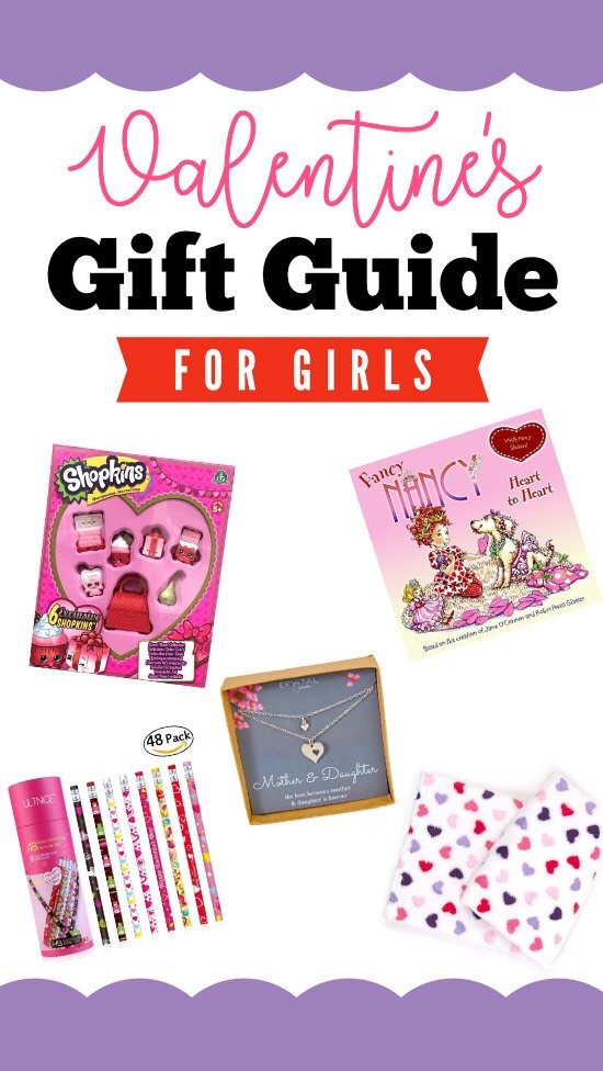Valentine Gift Ideas For Girls  Valentine s Day Gift Ideas for Kids