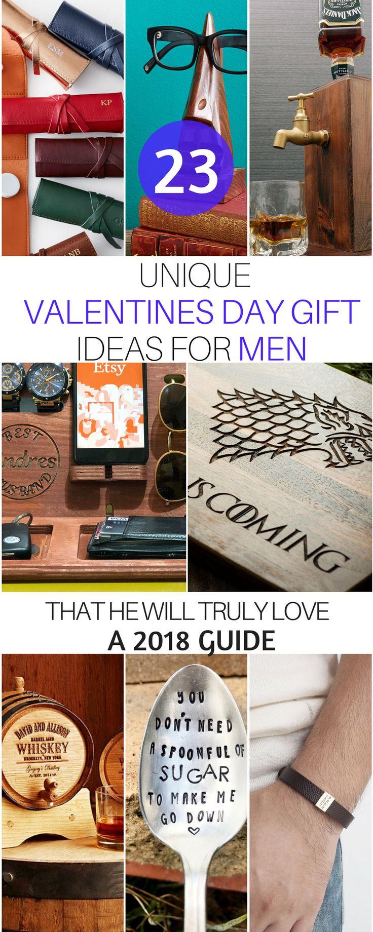 Valentine Gift Ideas For Men  Best 25 Mens valentines day ts ideas on Pinterest