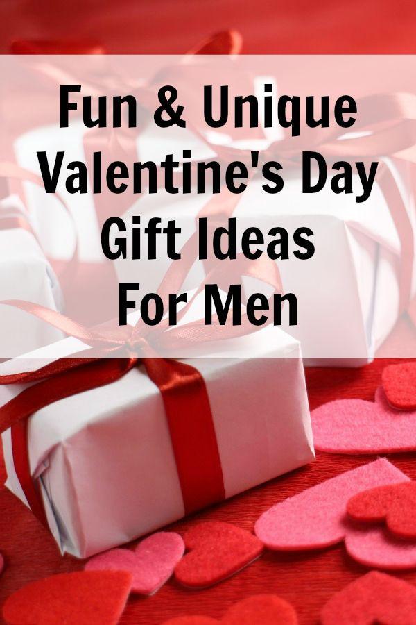 Valentine Gift Ideas For Men  Unique Valentine Gift Ideas for Men