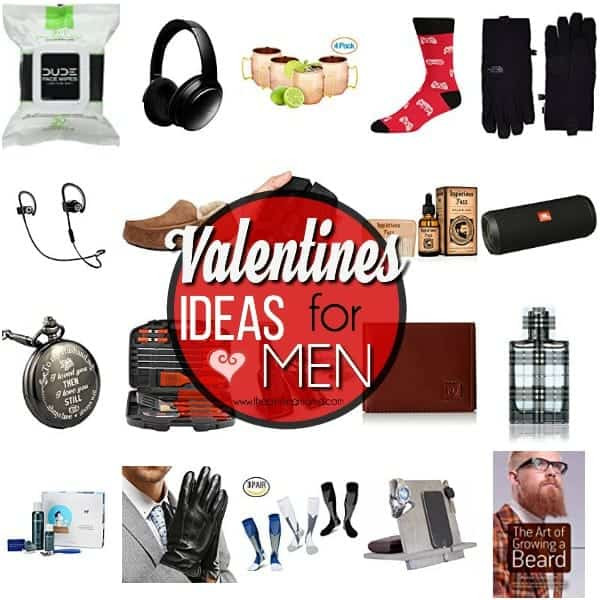 Valentine Gift Ideas For Men  Valentines Gifts for your Husband or the Man in Your Life