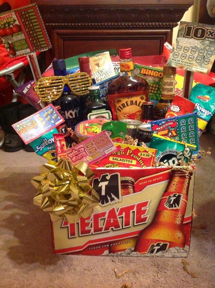 Valentine Gift Ideas For Men  DIY Valentine s Ideas for Him Yummy drinks