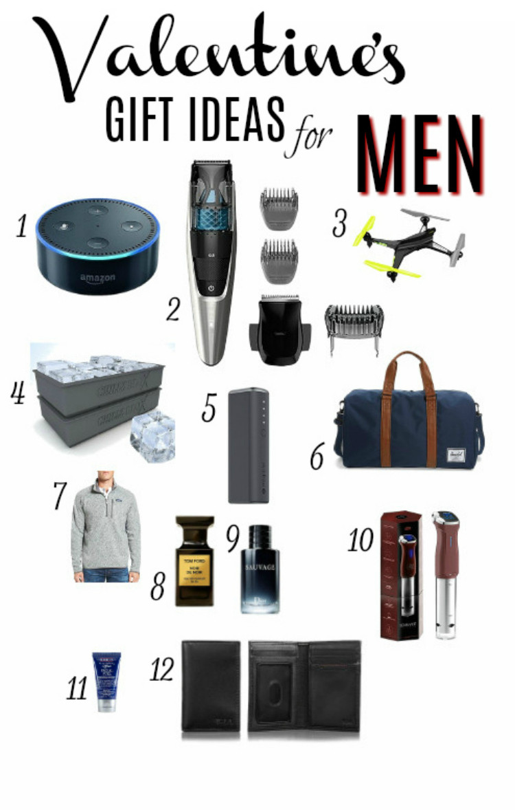 Valentine Gift Ideas For Men  Valentine s Day Gift Ideas For Men Decor Gold Designs