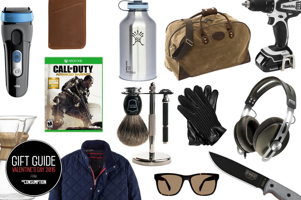 Valentine Gift Ideas For Men  Men s Wishlist 35 Valentine s Day Gifts for Him