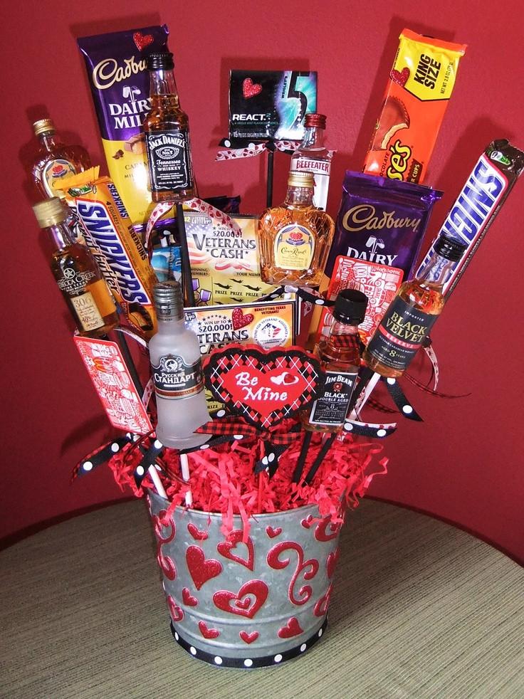 Valentine Gift Ideas For Men  5 DIY Valentine's Gift Ideas