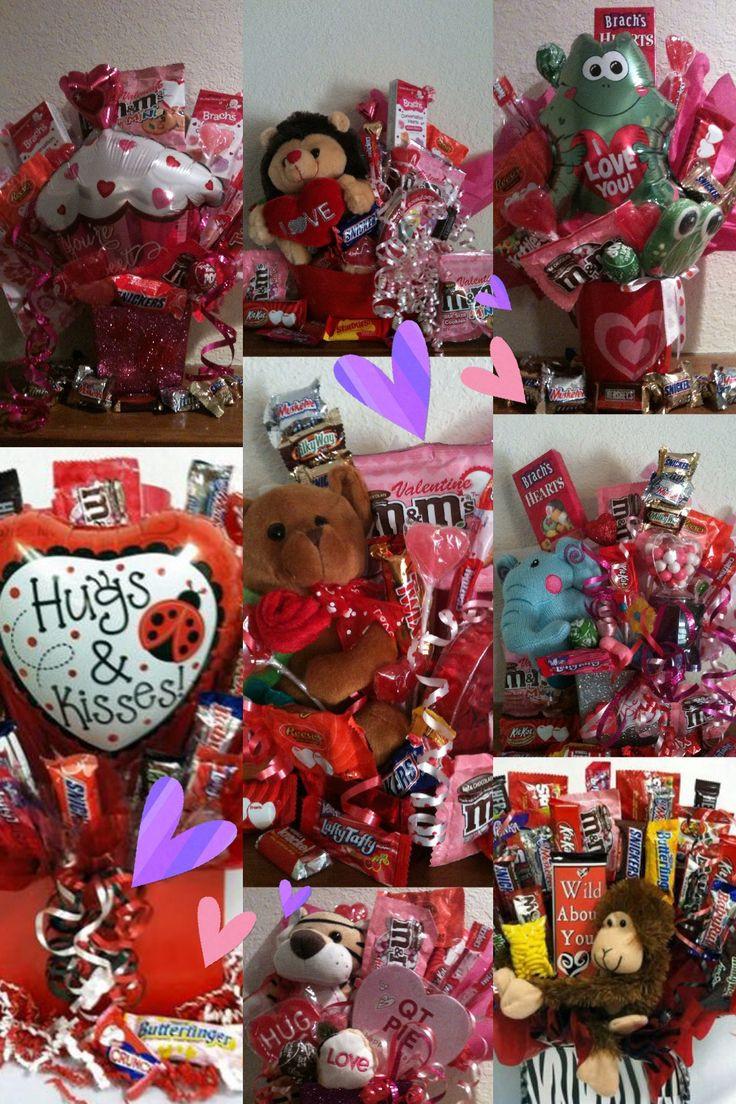 Valentine'S Day Gift Basket Ideas  215 best Valentine s Day images on Pinterest