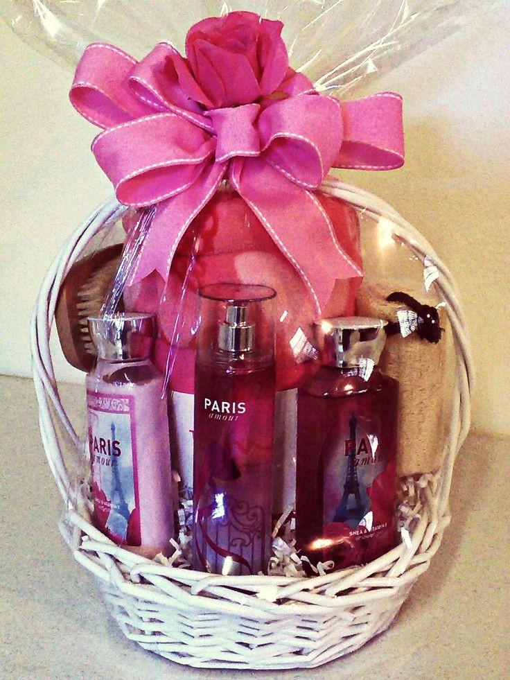 Valentine'S Day Gift Basket Ideas  Best 25 Themed t baskets ideas on Pinterest