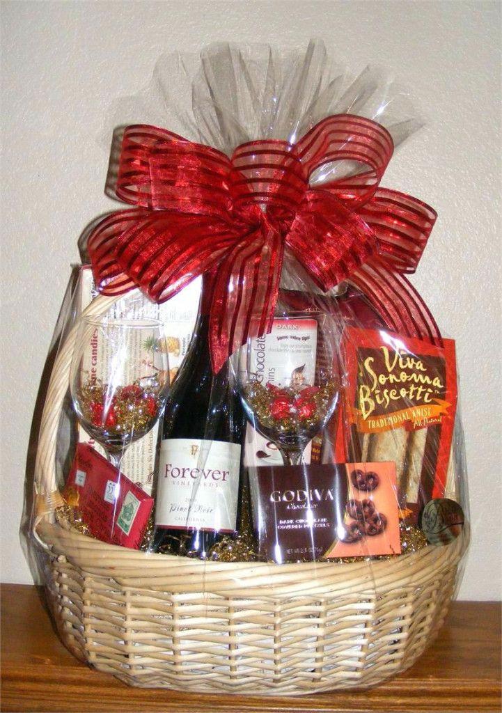 Valentine'S Day Gift Basket Ideas  Best 25 Valentine baskets ideas on Pinterest