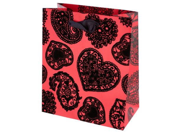 Valentine'S Gift Ideas  Paisley Hearts Valentine s Gift Bag
