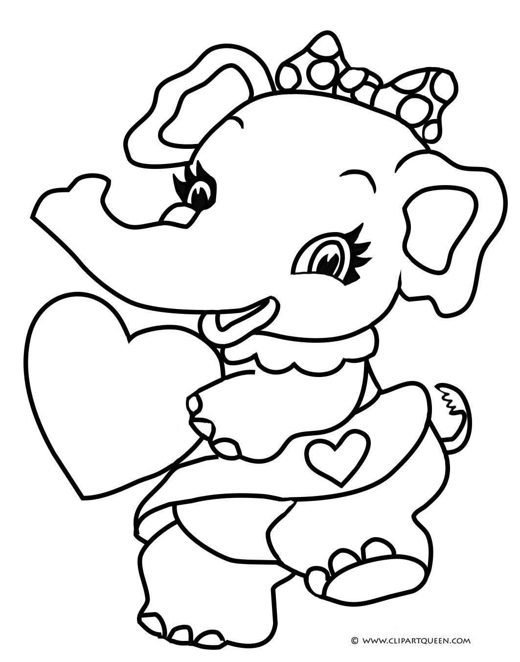 Valentines Coloring Pages Printable  13 Valentine s Day coloring pages