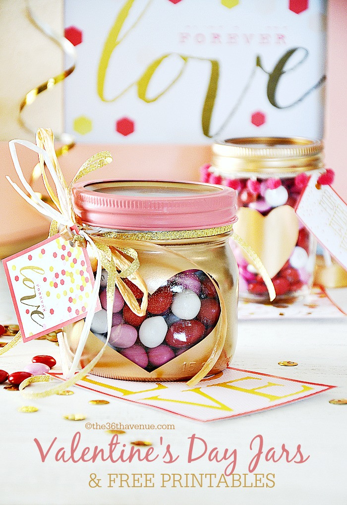 Valentines Day Gift Ideas  Handmade Valentines DIY Gift Ideas The 36th AVENUE
