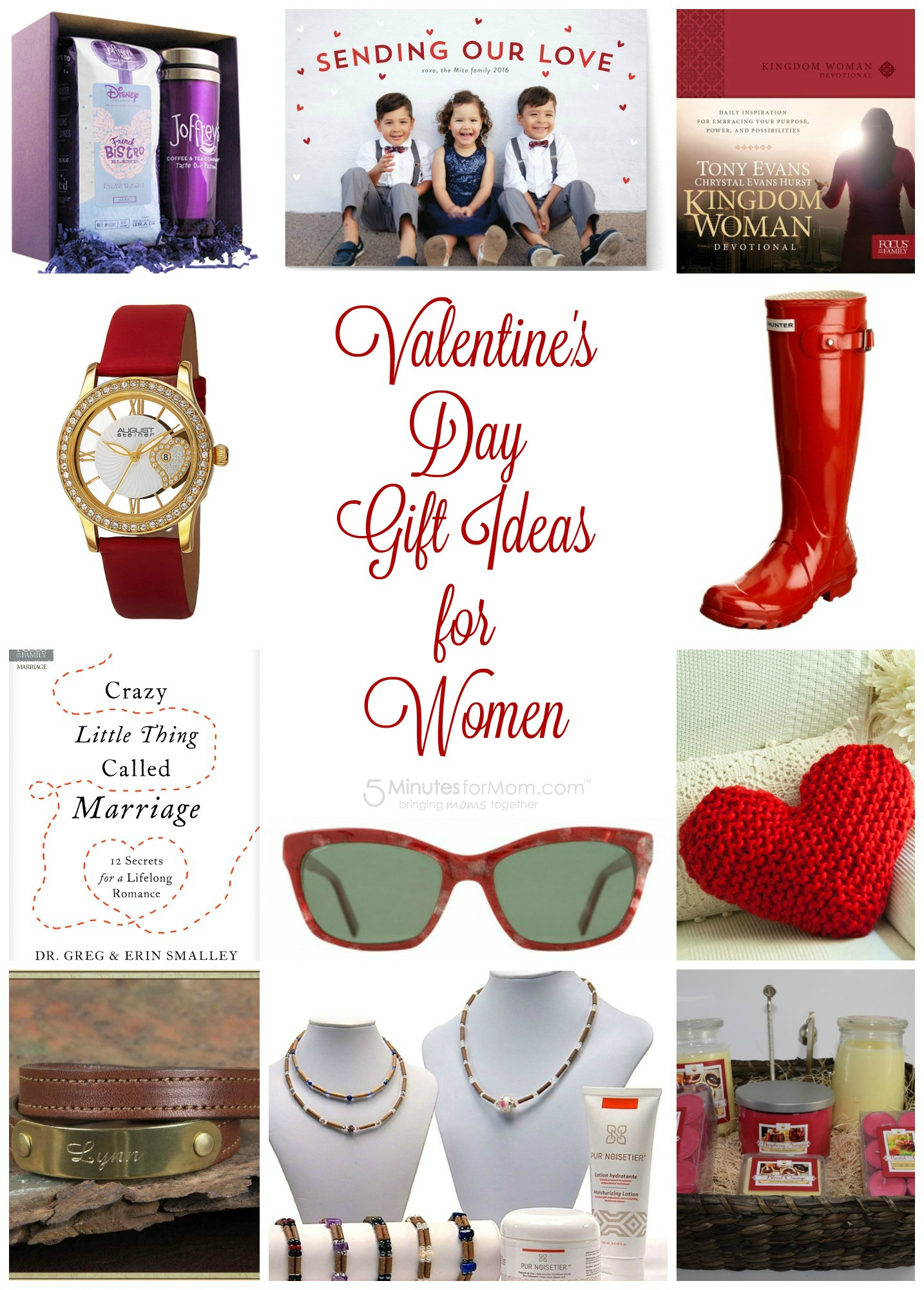 Valentines Day Gift Ideas  Valentine s Day Gift Guide for Women Plus $100 Amazon