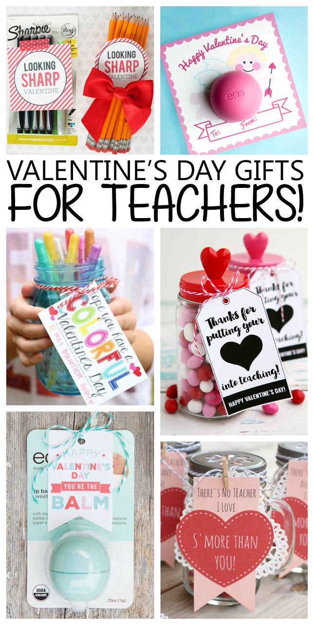 Valentines Day Gift Ideas  Valentine's Day Gifts For Teachers eighteen25