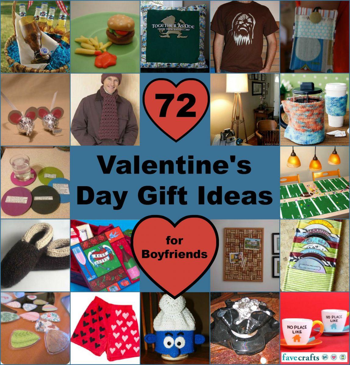 Valentines Day Gift Ideas  72 Valentine s Day Ideas for Boyfriend