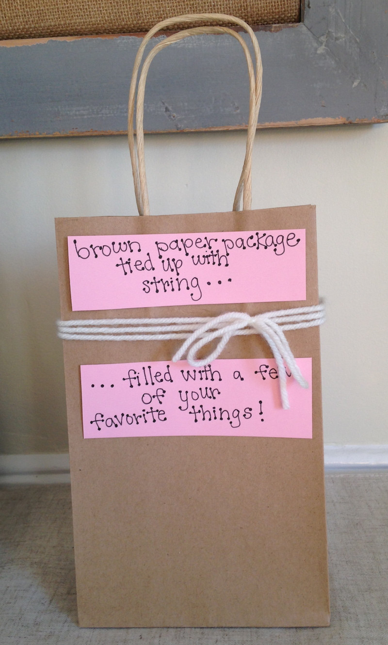 Valentines Gift Bag Ideas  25 Sweet Gifts for Him for Valentine s Day