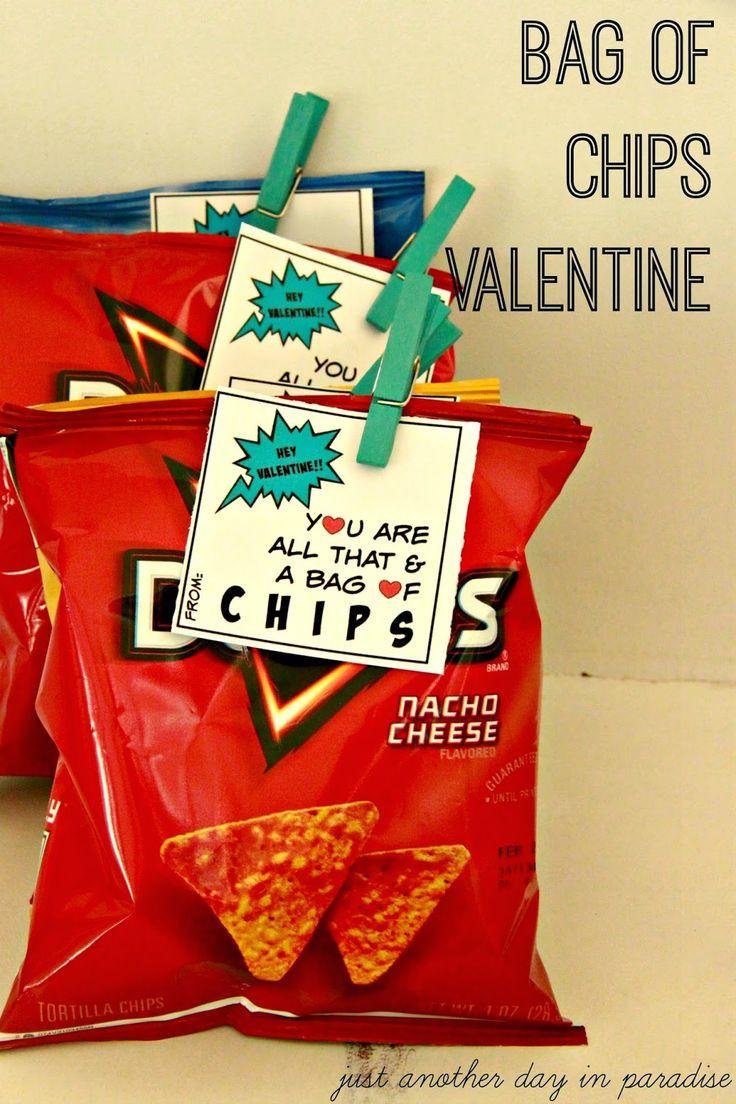 Valentines Gift Bag Ideas  Best 25 Valentines ideas on Pinterest