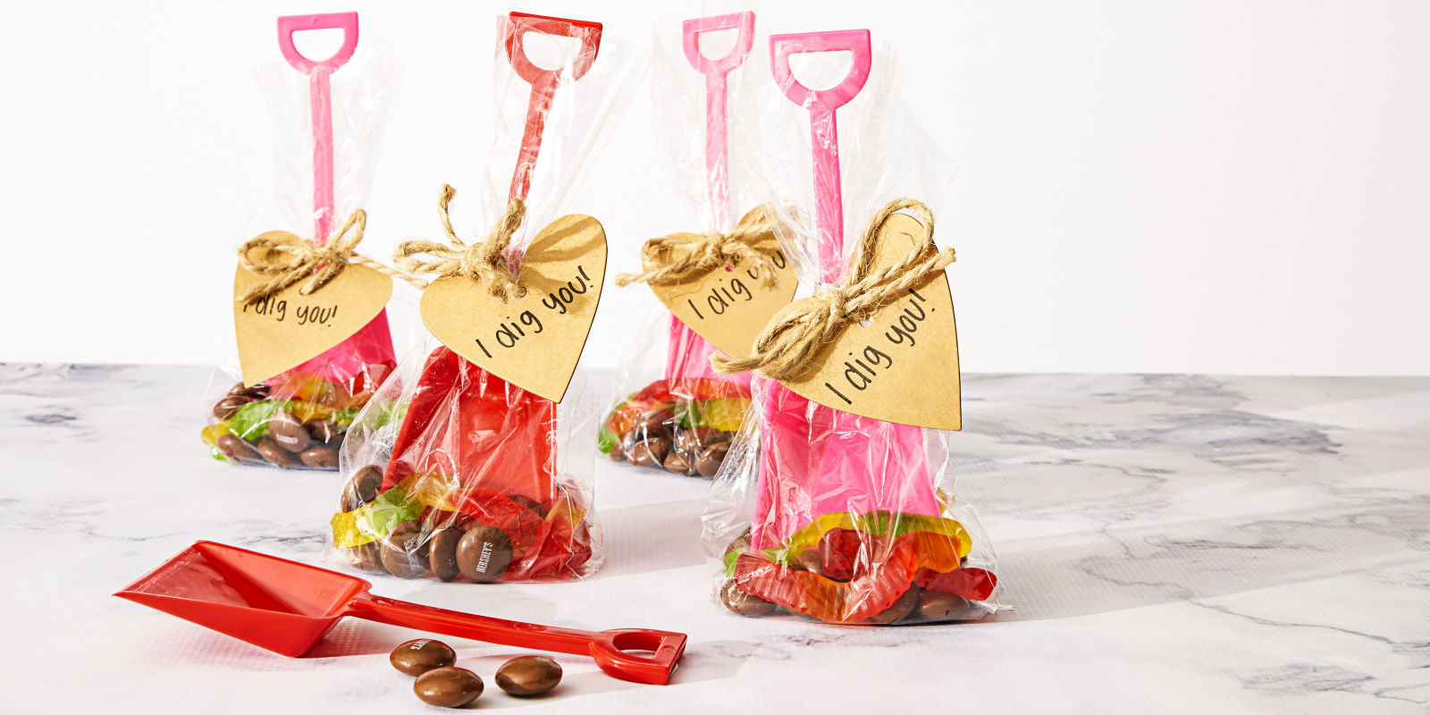 Valentines Gift Bag Ideas  Cute Valentine s Day Goo Bags