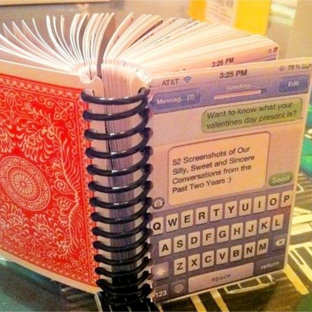 Valentines Gift Ideas For Your Boyfriend  26 Homemade Valentine Gift Ideas For Him DIY Gifts He