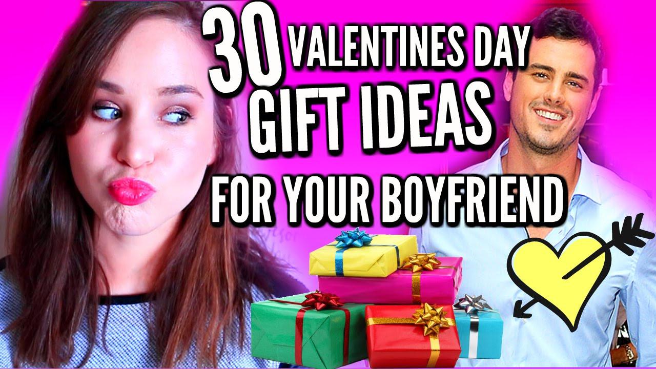 Valentines Gift Ideas For Your Boyfriend  30 VALENTINE S DAY GIFT IDEAS FOR YOUR BOYFRIEND