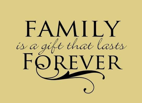 Very Short Family Quotes  25 best Short Family Quotes on Pinterest
