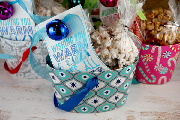 Warm And Cozy Gift Basket Ideas  Cozy Toes Holiday Printable Our Best Bites