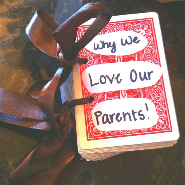 Wedding Anniversary Gift Ideas For Parents  17 Best ideas about Parents Anniversary on Pinterest