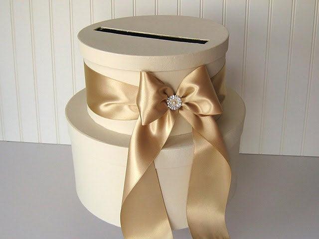Wedding Card Box DIY  Wedding Card Box DIY Kit and Supplies