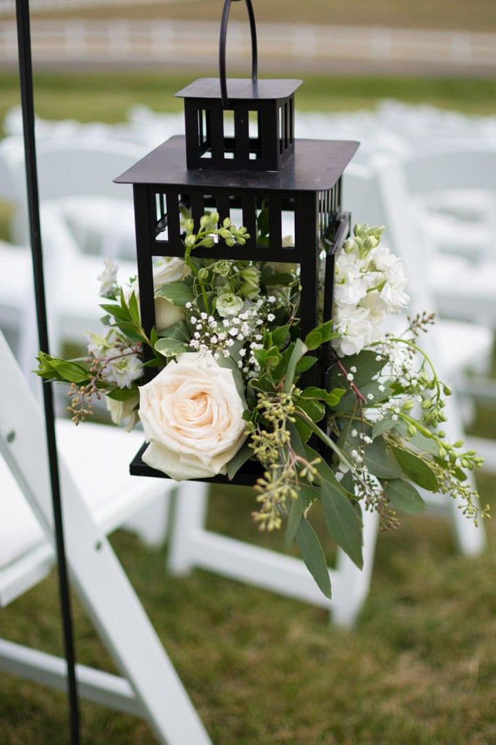 Wedding Decor DIY  30 Gorgeous Ideas For Decorating With Lanterns At Weddings