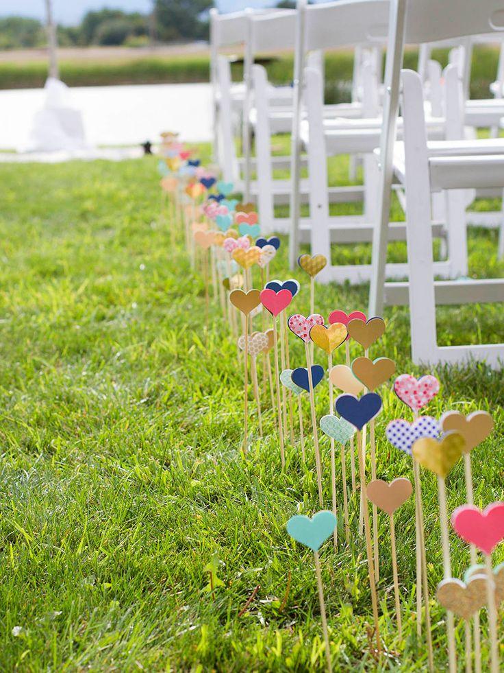 Wedding Decor DIY  17 Best ideas about Diy Wedding Decorations on Pinterest