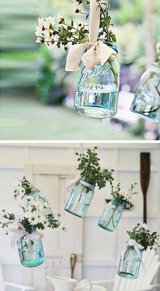 Wedding Decor DIY  20 DIY Wedding Decorations on a Bud
