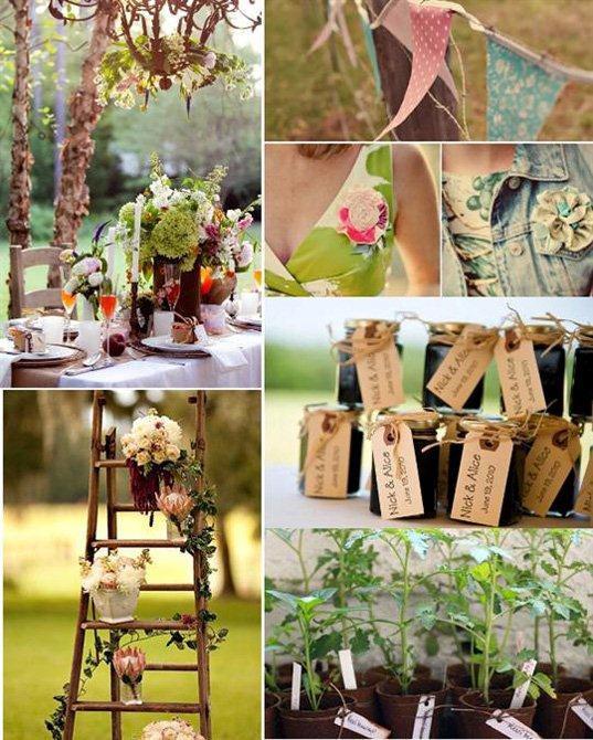 Wedding Decor DIY  Some divine wedding decor