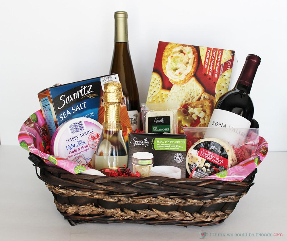 Wine Basket Gift Ideas  5 Creative DIY Christmas Gift Basket Ideas for friends