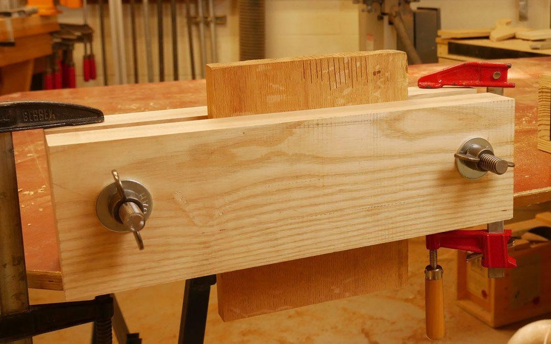 Woodworking Vise DIY  Blog