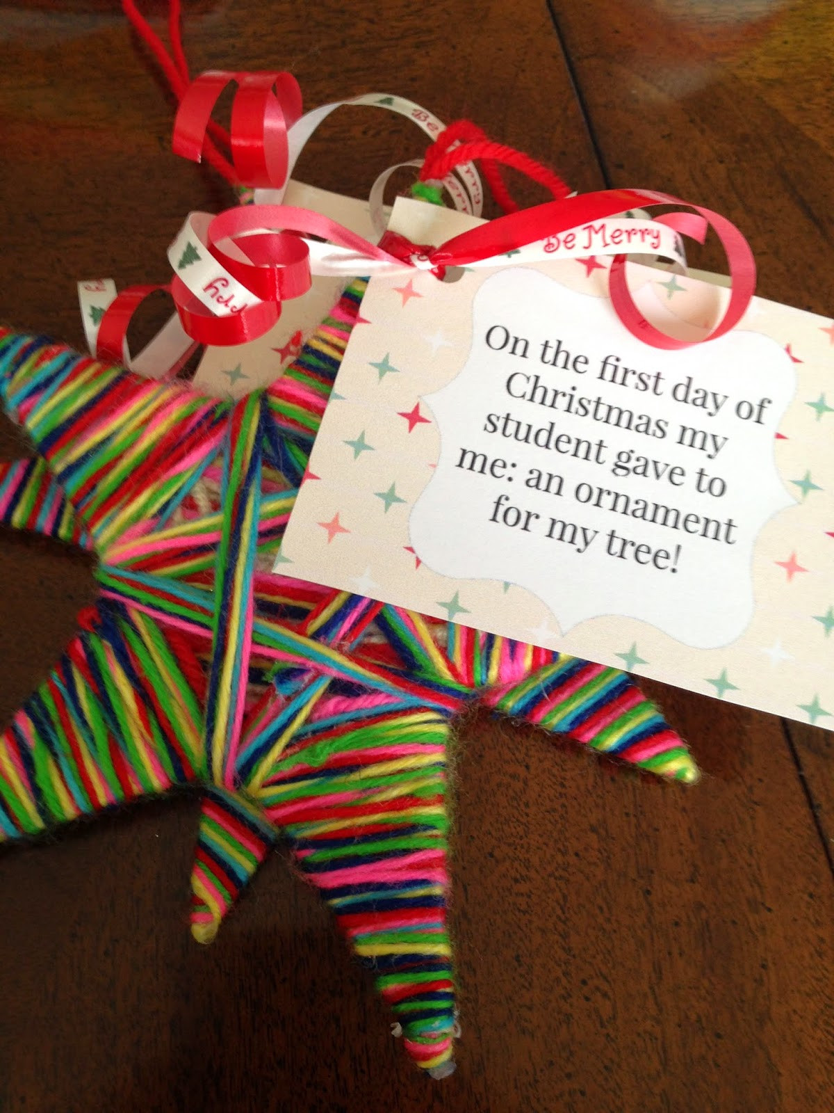 12 Days Of Christmas Gift Ideas For Friends  Little Bit Funky 12 days of Christmas teacher edition