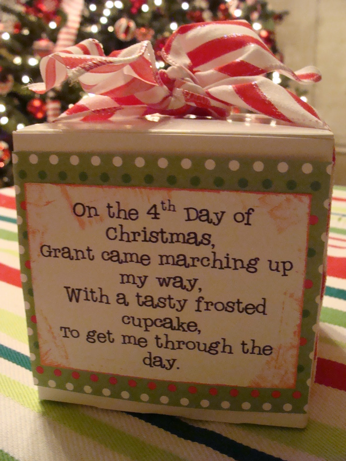 12 Days Of Christmas Gift Ideas For Friends  Marci Coombs 12 Days of Christmas