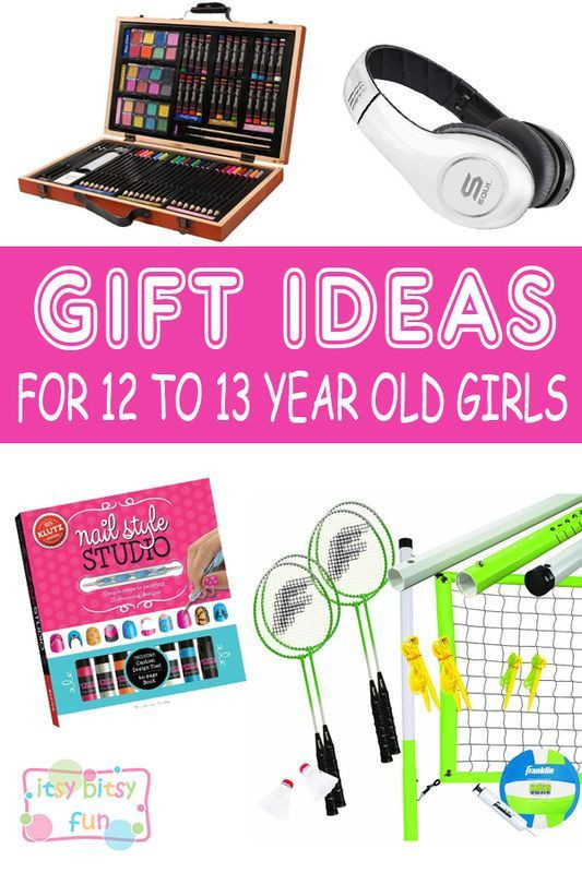 12 Year Old Christmas Gift Ideas  Best Gifts for 12 Year Old Girls in 2017