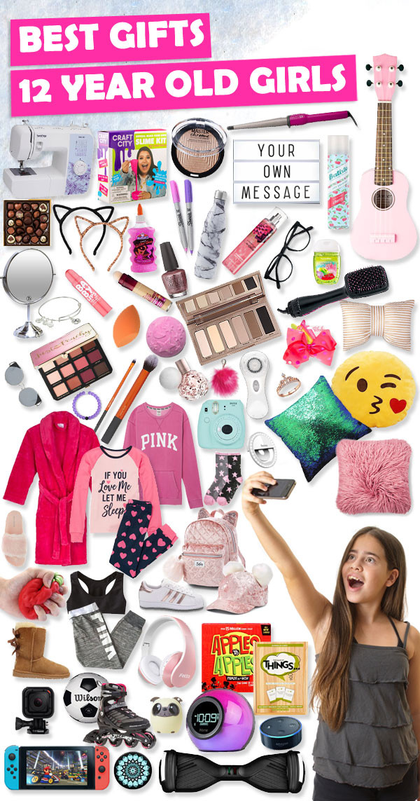 12 Year Old Christmas Gift Ideas  Gifts for 12 Year Old Girls 2019