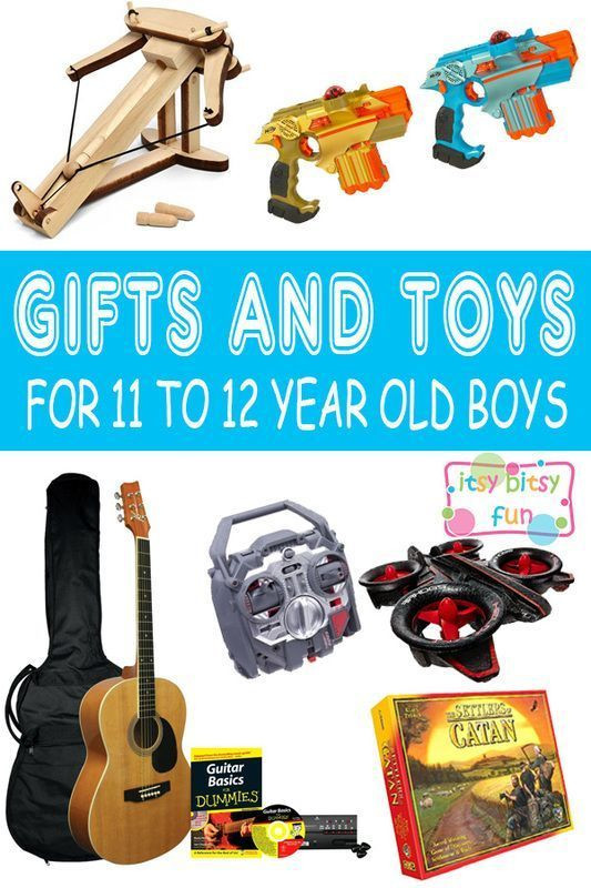 12 Year Old Christmas Gift Ideas  Best Gifts for 11 Year Old Boys in 2017