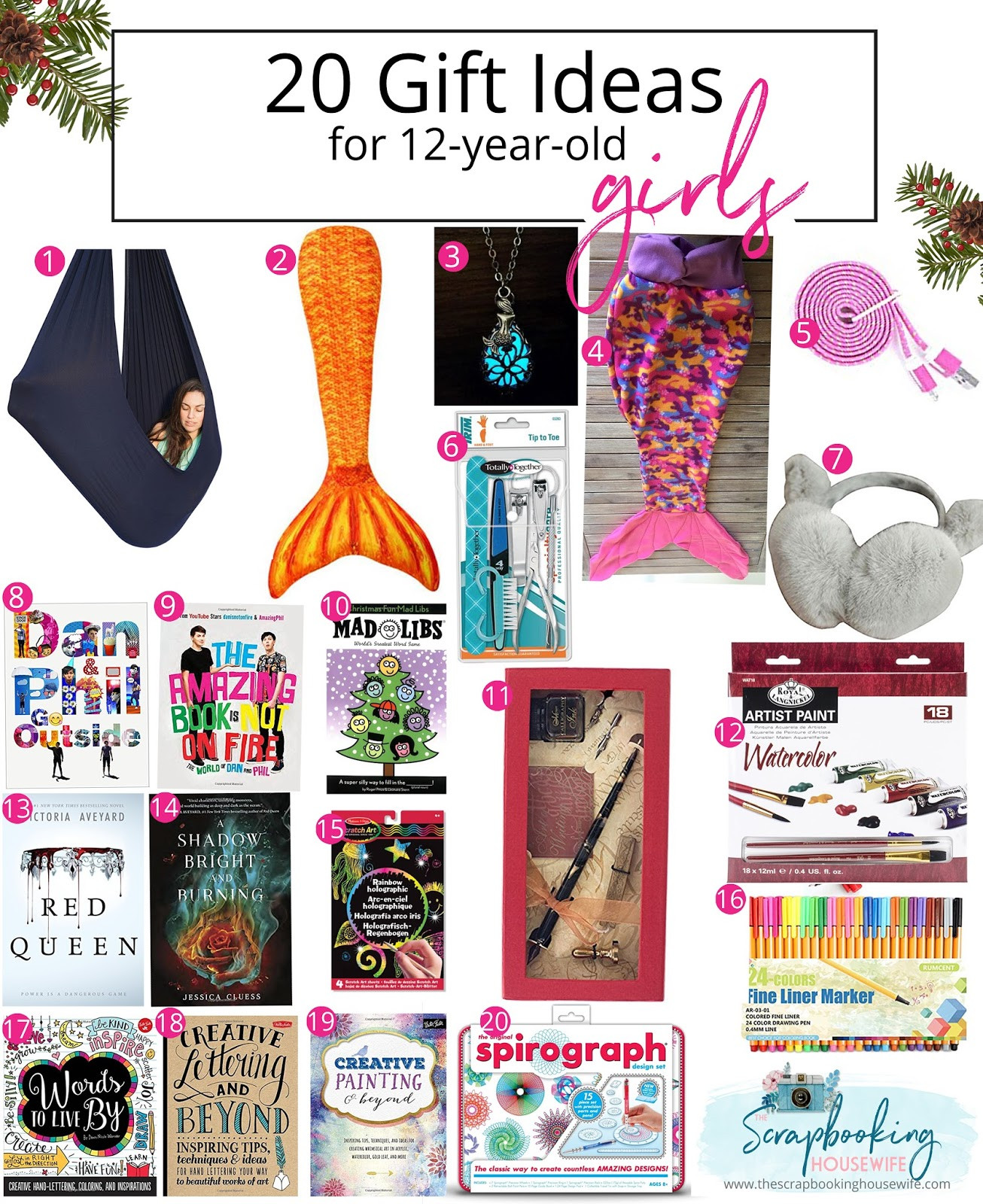 12 Year Old Christmas Gift Ideas  Ellabella Designs 13 GIFT IDEAS FOR TODDLERS