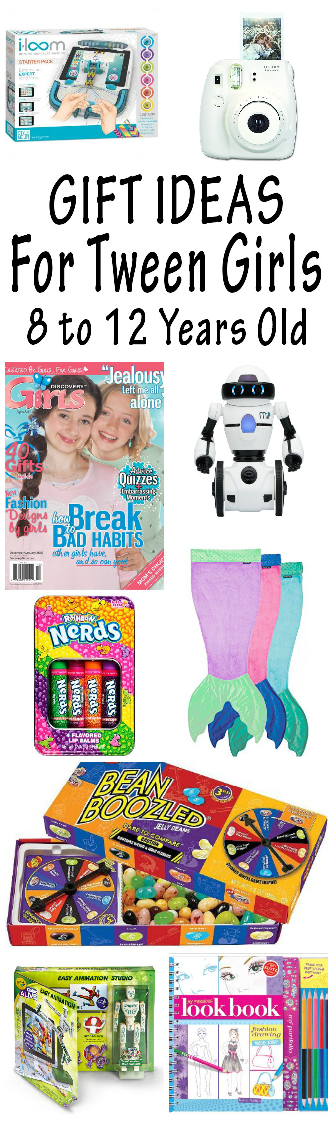 12 Year Old Christmas Gift Ideas  Gift Ideas For Tween Girls They Will Love 2017 Christmas