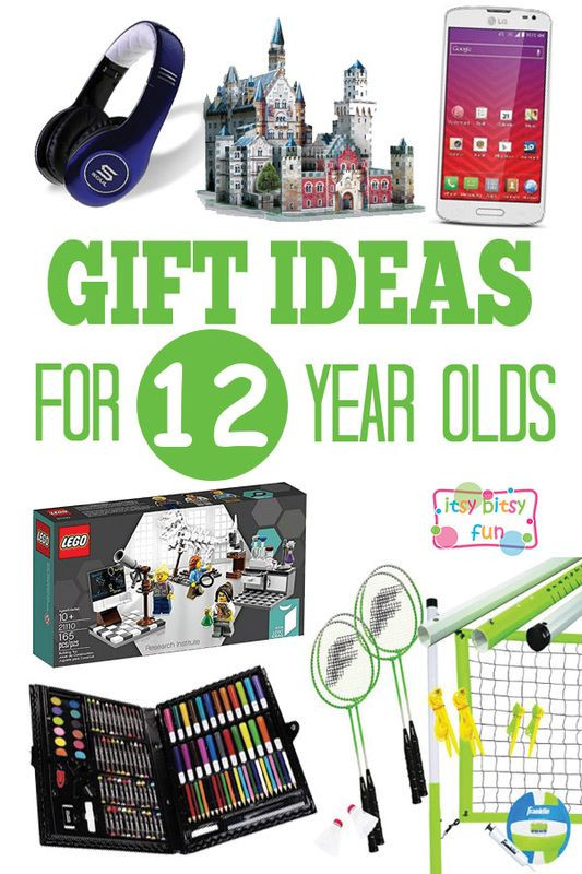 12 Year Old Christmas Gift Ideas  Gifts for 12 Year Olds