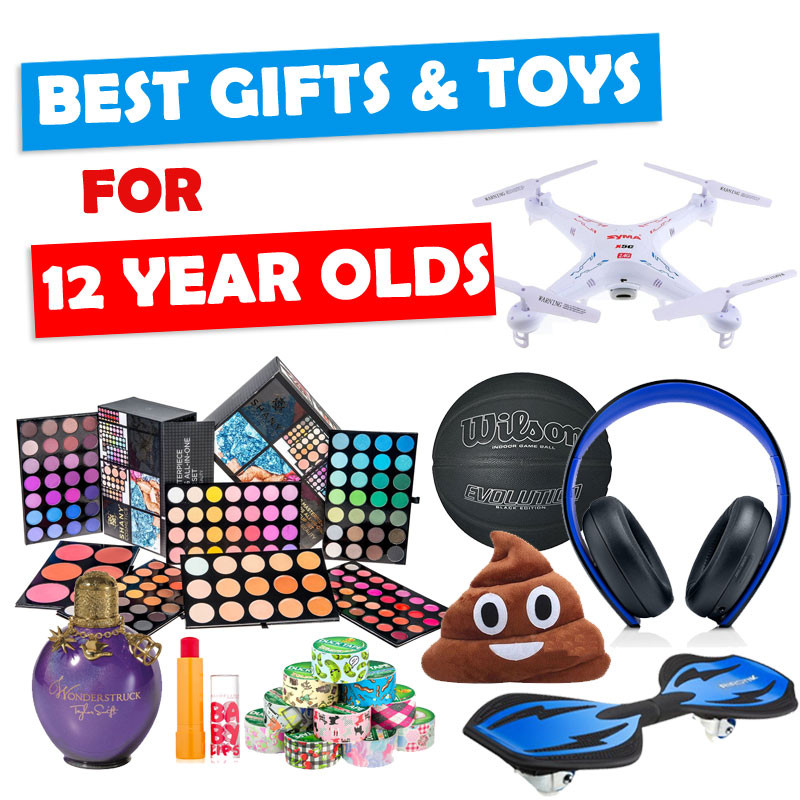12 Year Old Christmas Gift Ideas  Best Gifts And Toys For 12 Year Olds 2017